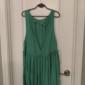 Free People Dresses - Green Free People Dress